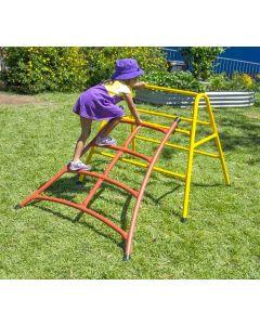 Aluminium Spider Web Climber 120cmL