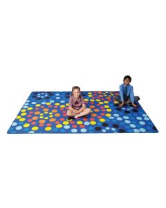 Mosaic Sky Carpet 2m x 3m
