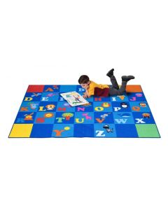 My ABCs Carpet 4m x 3.3m