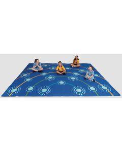 Campfire Storytelling Carpet 4m x 3m
