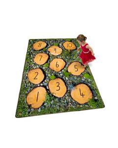 Nature's Number Carpet 2m x 1.5m