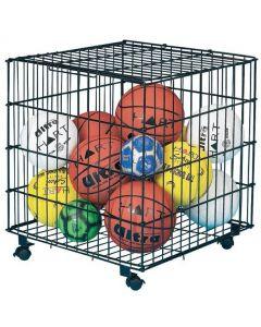Mesh Cage Mobile Equipment Storage Unit