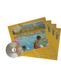 Walking With The Seasons In Kakadu CD & 4 Book Set
