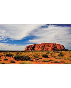 Outback Uluru Backdrop 3mW x 1.7mH