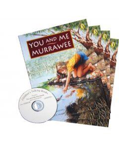 You and Me Murrawee CD & 4 Book Set