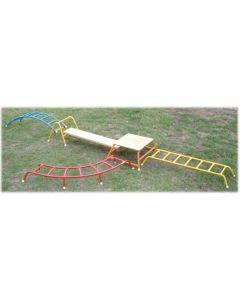 Toddler Playscape Set 6pcs