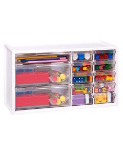 Teacher's Essentials Storage Caddy White