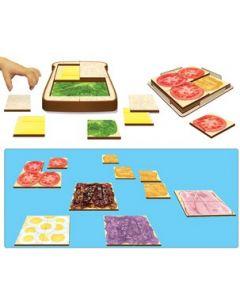 Making Sandwiches Puzzle 36pcs