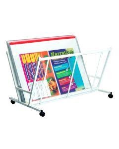 Poster Holder With 30 Double Sleeves