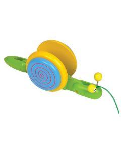 Pullalong Wobbly Snail