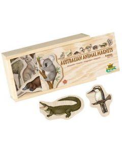 Aussie Animal Magnets 8pcs