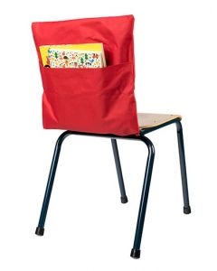 Chair Bag Red