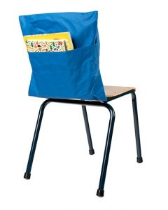Chair Bag Blue
