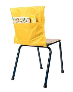 Chair Bag Yellow
