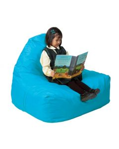 Large Chill-Out Chair Blue