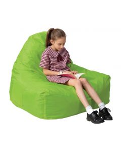 Large Chill-Out Chair Green