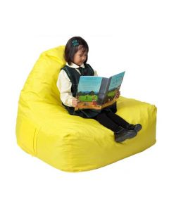 Large Chill-Out Chair Yellow