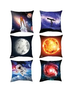 Into Space Cushion COVERS ONLY Set of 6