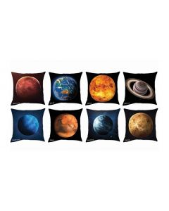 The Planets Cushion COVERS ONLY Set of 8