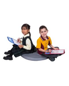 Large Inflatable Tactile Cushion 60cm With Hand Pump