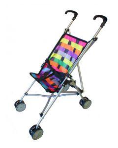 Doll's Stroller Multicolour