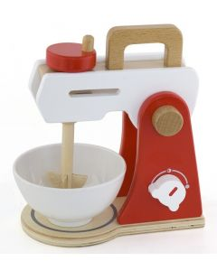 Wooden Kitchen Cake Mixer