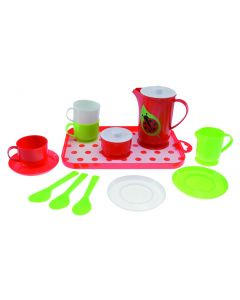Teabreak Set on Tray 15pcs