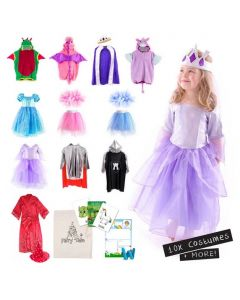 Fairytales Costumes Set of 10 Children's and 1 Educator's Costume