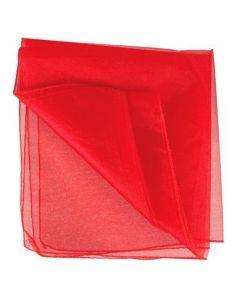 Poly Organza Red 10mL x 70cmW