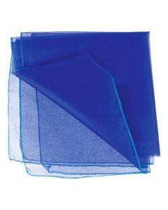Poly Organza Blue 10mL x 70cmW