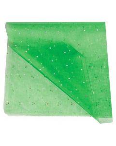 Poly Organza Green 10mL x 70cmW