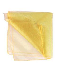 Poly Organza Yellow 10mL x 70cmW