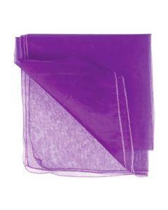 Poly Organza Purple 10mL x 70cmW
