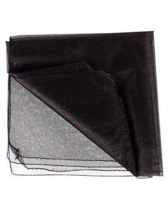 Poly Organza Black 10mL x 70cmW