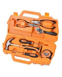 Kids Real Tools Kit in Case 10pcs