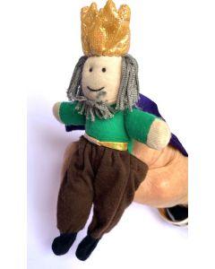 Royal Rumpus King Finger Puppet