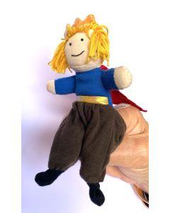 Royal Rumpus Prince Finger Puppet