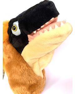 Velociraptor Hand Puppet