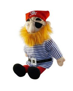 Pirate Body Puppet
