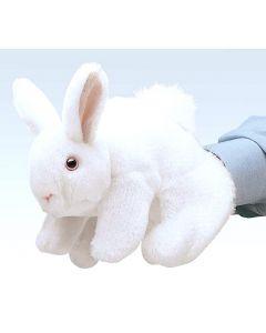 Folkmanis White Rabbit Hand Puppet