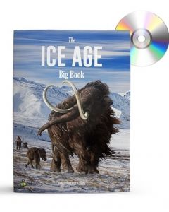 Big Book 'The Ice Age' with CD