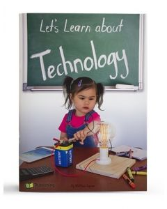 Big Book 'Let's Learn about Technology'