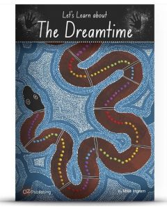 Big Book 'Let's Learn About The Dreamtime'
