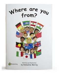 Big Book 'Where Are You From?'