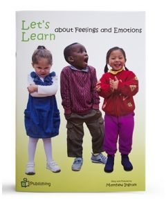 Big Book 'Let's Learn About Feelings and Emotions'