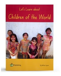 Big Book 'Let's Learn About Children of the World'
