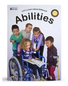 Big Book ' Let's Learn About Different Abilities'