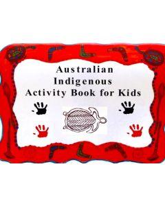 Australian Indigenous Activities Book