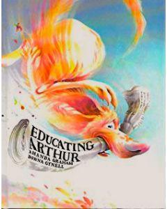 'Educating Arthur' CD & 4 Books Set