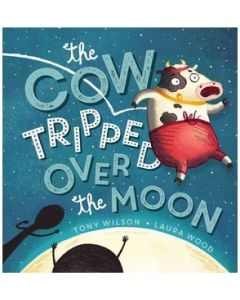 'The Cow Tripped Over the Moon' Listening Post Set 4 Books & 1 CD